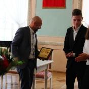 Pan Jacek Bury otrzymał nagrodę Młodzieżowej Rady Miasta Lublin_2