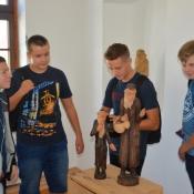 Pielgrzymka klas trzecich do Kodnia_11
