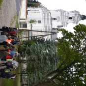 Pielgrzymka klas trzecich gimnazjum do Kodnia