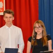 Pożegnanie maturzystów (25.04.2019)