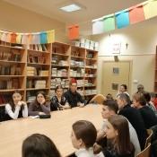 Polsko - izraelska wymiana młodzieży w Sobieskim _1