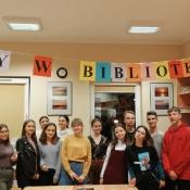 Polsko - izraelska wymiana młodzieży w Sobieskim _2