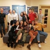 Polsko - izraelska wymiana młodzieży w Sobieskim _3