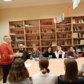 Polsko - izraelska wymiana młodzieży w Sobieskim _5