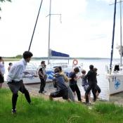 Rejs żeglarski w Sobieskim_16