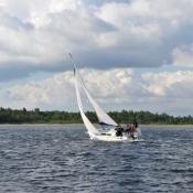 Rejs żeglarski w Sobieskim_33