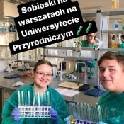 Sobieski na warsztach na Uniwersytecie Przyrodniczym_2