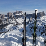 Sobieski w Cortina D'Ampezzo_4