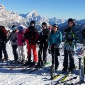 Sobieski w Cortina D'Ampezzo_6