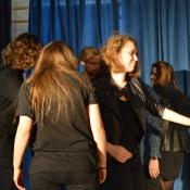Spektakl wielkanocny i rozstrzygnięcie konkursu plastycznego_16