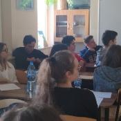 Spotkanie z Prof. Lechem Giemzą