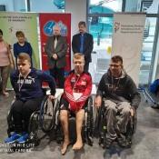 Sukces Franka Sawy w Mistrzostwach Polski w pływaniu