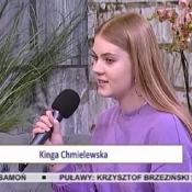 Sukcesy artystyczne Kingi Chmielewskiej kl II C