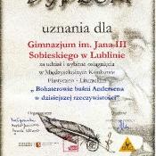 Sukcesy literackie i plastyczne naszych uczniów_8