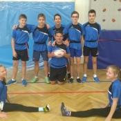 Turniej Gimnazjalnej Ligi Rugby Tag