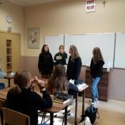 Uczniowie Chrobrego poznają profile klas w Sobieskim