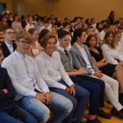 Uroczyste rozpoczęcie roku szkolnego 2019/2020 (2.09.2019)