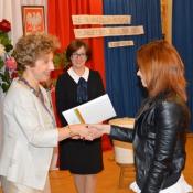 Uroczystość pożegnania maturzystów_26