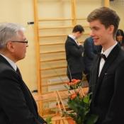 Uroczystość pożegnania maturzystów_35