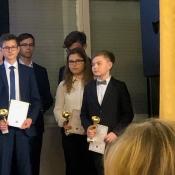Uroczystość wręczenia nagród w konkursie matematycznym im. ks. Jakóbczyka_2