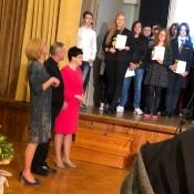 Uroczystość wręczenia nagród w konkursie matematycznym im. ks. Jakóbczyka_4