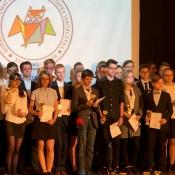 Uroczystość wręczenia nagród w konkursie matematycznym im. ks. Jakóbczyka_5