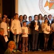 Uroczystość wręczenia nagród w konkursie matematycznym im. ks. Jakóbczyka_6