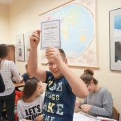 Warsztat liderski - klasy pierwsze gimnazjum_56