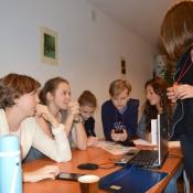 Warsztaty z przedsiębiorczości w Motyczu
