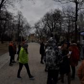 Wycieczka do Warszawy klas drugich Gimnazjum i Liceum