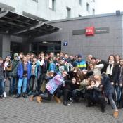 Wycieczka klas I gimnazjum do Krakowa_9