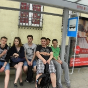 Wycieczka klasy ILB do Warszawy (24-25.05.2016)