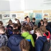 Wyjazd edukacyjny klas pierwszych Gimnazjum do Warszawy