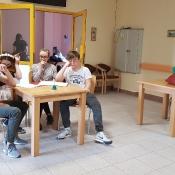 Występ grupy teatralnej w DPS_4