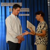 Zakończenie roku szkolnego dla klas trzecich gimnazjum_11