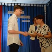 Zakończenie roku szkolnego dla klas trzecich gimnazjum_12