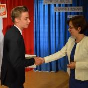 Zakończenie roku szkolnego dla klas trzecich gimnazjum_34