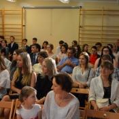 Zakończenie roku szkolnego dla klas trzecich gimnazjum_3