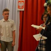 Zakończenie roku szkolnego w III klasach gimnazjum_13